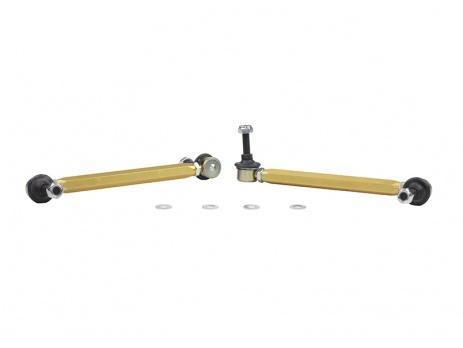 Whiteline PŘEDNÍ spojovací tyče stabilizátoru Mazda 3 MPS 10 >