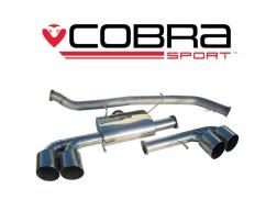 COBRA Sport Cat Back výfuk pro Nissan GT-R