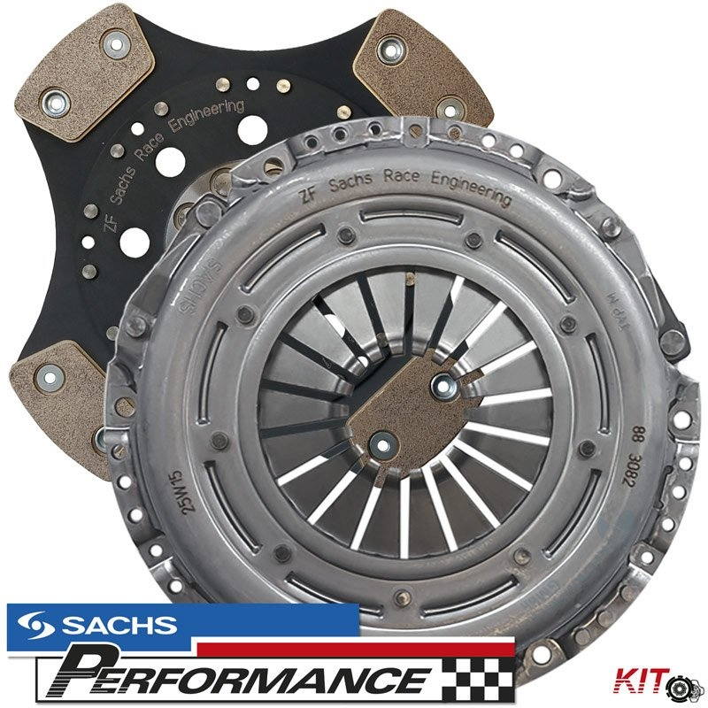 SACHS Performance RACING spojková sada 810+ Nm pro VW Golf R MK7, Audi S3 MK3, Audi TT FV, Octavia RS MK3 2.0TSI RS