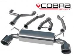 COBRA Sport Cat Back výfuk pro Nissan 370Z