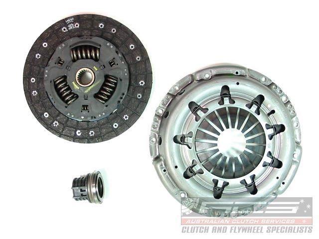 ACS Clutch Pro spojková sada organic Toyota Hilux 2.5L , 3.0.L Diesel 05-15