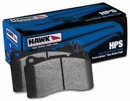 HAWK HPS PŘEDNÍ brzdové destičky Nissan 350Z