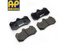 AP Racing PŘEDNÍ brzdové destičky pro velké brzdiče 7040 - směs 404