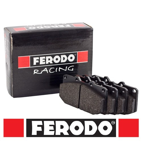 Ferodo RACING DS2500 ZADNÍ brzdové destičky Ford Focus RS MK3 2016+, Ford Focus ST 2005+