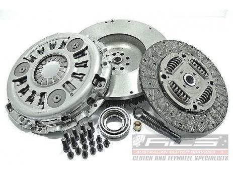 ACS Clutch Pro spojková sada organic Spojka včetně setrvačníku Nissan Pathfinder 2.5D 140KW, Navara D40 2.5D 140KW