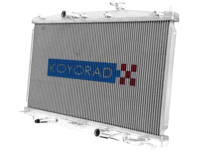 KOYORAD R-series chladič vody Mitsubishi Lancer EVO X 10