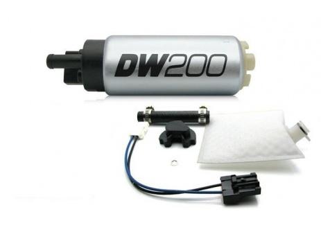 DeatschWerks DW200 (255lph) vysokotlaké palivové čerpadlo Subaru Impreza GT / WRX / STi 99-07