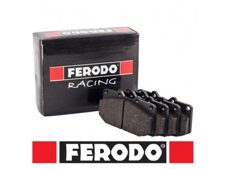 Ferodo RACING DS2500 PŘEDNÍ brzdové destičky MITSUBISHI EVO 6, 7, 8, 9, 10, AUDI TT (8J3,8J9), CAMARO SS