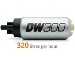 DeatschWerks DW300 (320lph) vysokotlaké palivové čerpadlo Mitsubishi EVO 6, 7, 8, 9