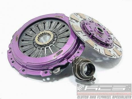Xtreme Clutch Spojková sada Ceramic (polštářky) Subaru impreza WRX STi 01 >