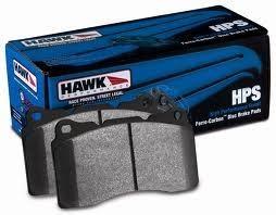HAWK HPS ZADNÍ brzdové destičky NISSAN GTR R35
