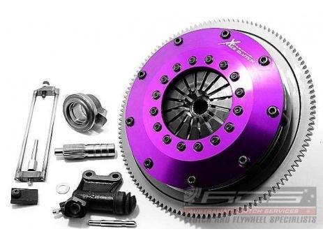 Spojka Xtreme Clutch Twin Spojková sada Ceramic odpružená Subaru Impreza GT / WRX / STi 01 >