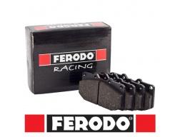 Ferodo RACING DS2500 ZADNÍ brzdové destičky Mitsubishi Lancer EVO 6, 7, 8, 9, WRX STi 01 >, 350Z