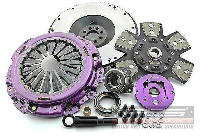 Xtreme Clutch Spojková sada Ceramic Nissan 350Z Z33 VQ35HR, 370Z VQ37VHR včetně setrvačníku