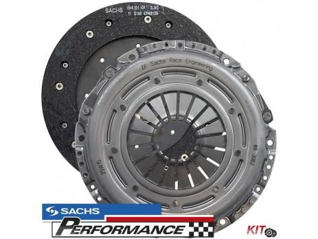 SACHS Performance zesílená spojka spojková sada 550+Nm pro VW Golf R MK6, Audi S3 MK2, Audi TT 8J, Octavia RS MK2 2.0 RS