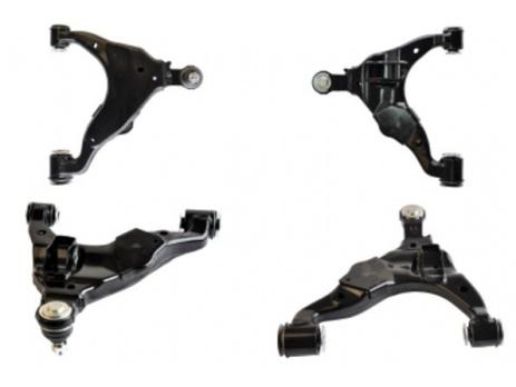 Pedders PŘEDNÍ Levé spodní rameno nápravy pro Toyota Land Cruiser 120 ( 02 -09 )