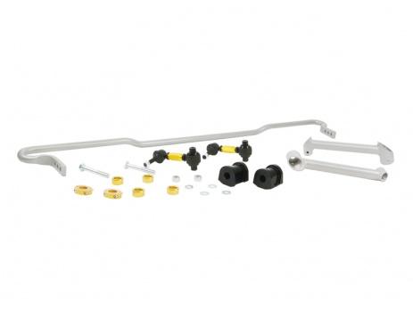 Whiteline ZADNÍ nastavitelný stabilizátor Subaru BRZ, Toyota GT-86 (včetně spoj.tyčí a výztuh)