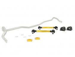 Whiteline PŘEDNÍ nastavitelný stabilizátor 22mm Subaru BRZ, Toyota GT-86 (včetně spoj.tyčí)