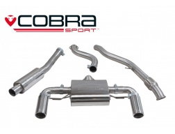 COBRA Sport Cat Back výfuk pro BMW M235i F22