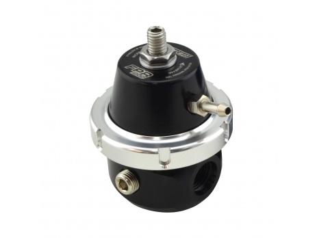 Turbosmart regulátor tlaku paliva FPR 1200 6AN 1/8 NPT- ČERNÝ