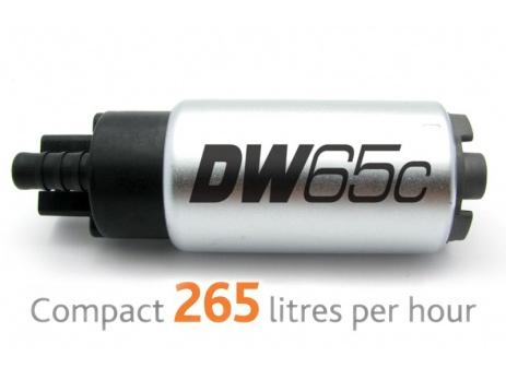 DeatschWerks DW65c (265lph) vysokotlaké palivové čerpadlo Subaru Impreza WRX / STi 08 >