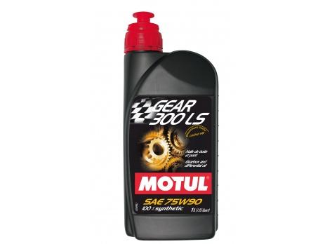 MOTUL Gear 300 LS 75W90 1L převodový olej
