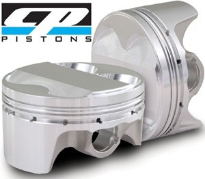CP Pistons kované písty Mitsubishi Lancer EVO  2.0L 5, 6, 7, 8, 9