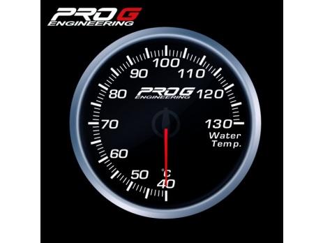 Přídavný budík Pro G Race Series RS teplota vody BÍLÝ 60mm