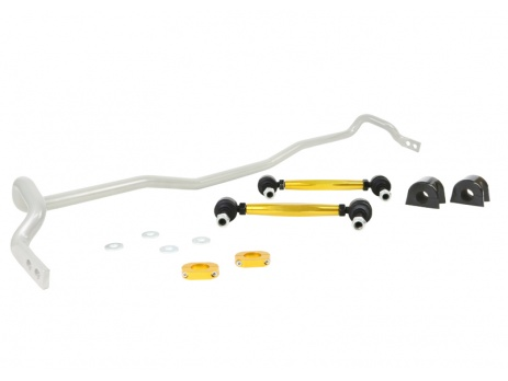 Whiteline PŘEDNÍ nastavitelný stabilizátor 20mm Subaru BRZ, Toyota GT-86 (včetně spoj.tyčí)