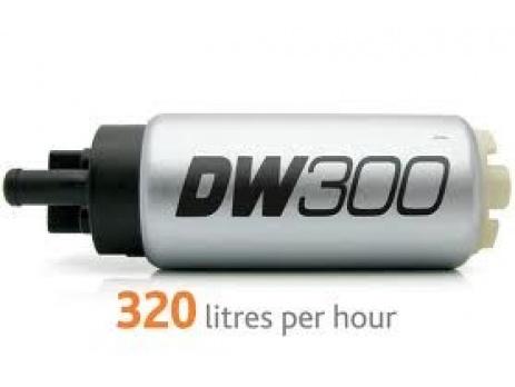 DeatschWerks DW300 (320lph) vysokotlaké palivové čerpadlo Mitsubishi EVO X 10